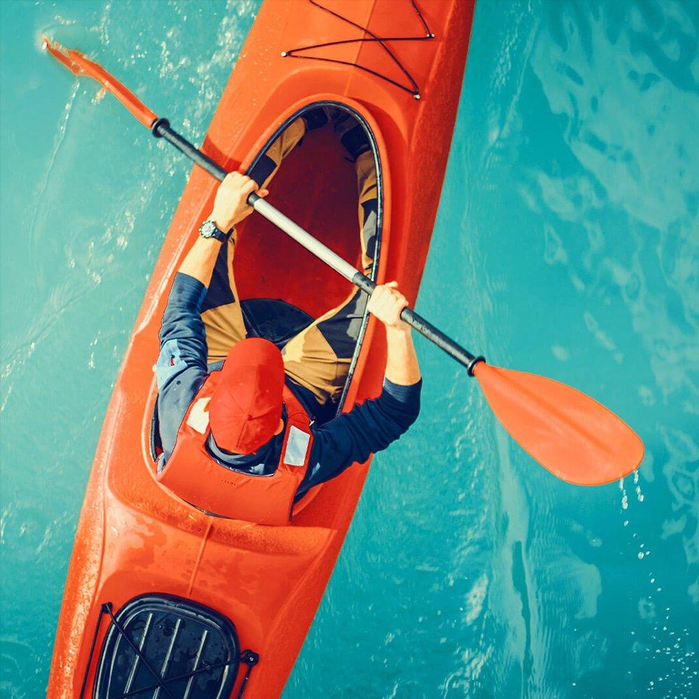 single-kayak